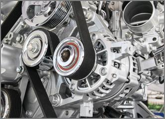 תמונה של מנוע לרכב